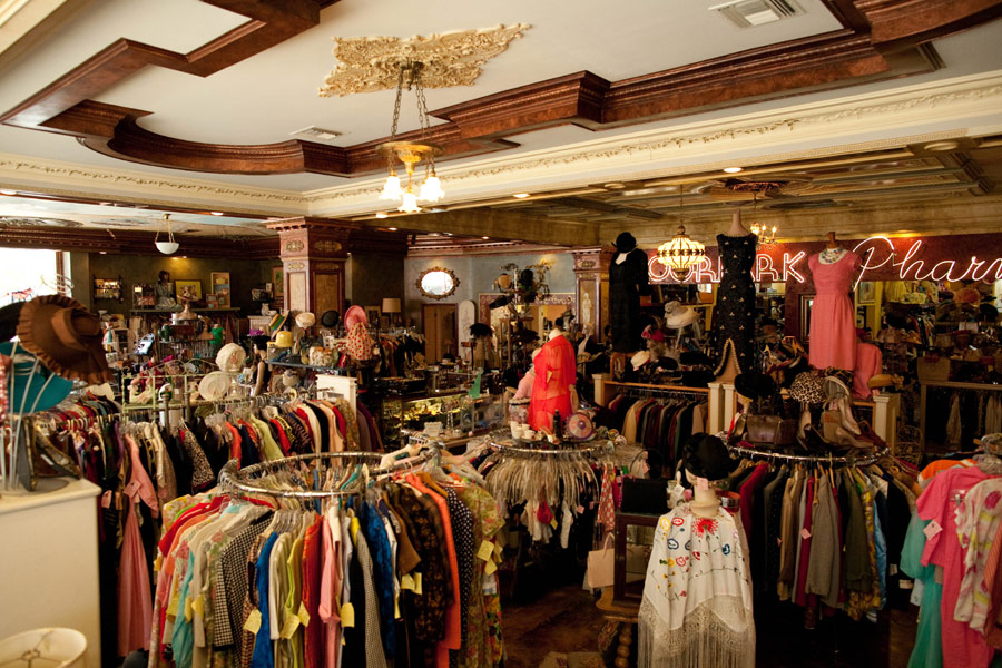 Women's Vintage Clothing at Playclothes Vintage Fashions